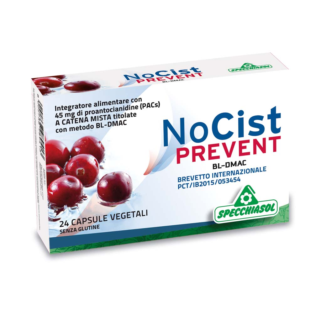 NOCIST PREVENT 24cps