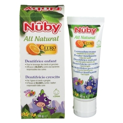 NUBY CITROGANIX DENTIFRICIO 45 g
