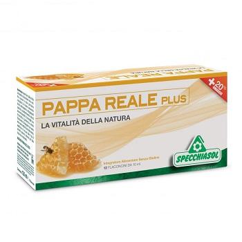 PAPPA REALE PLUS 12 FLACONCINI