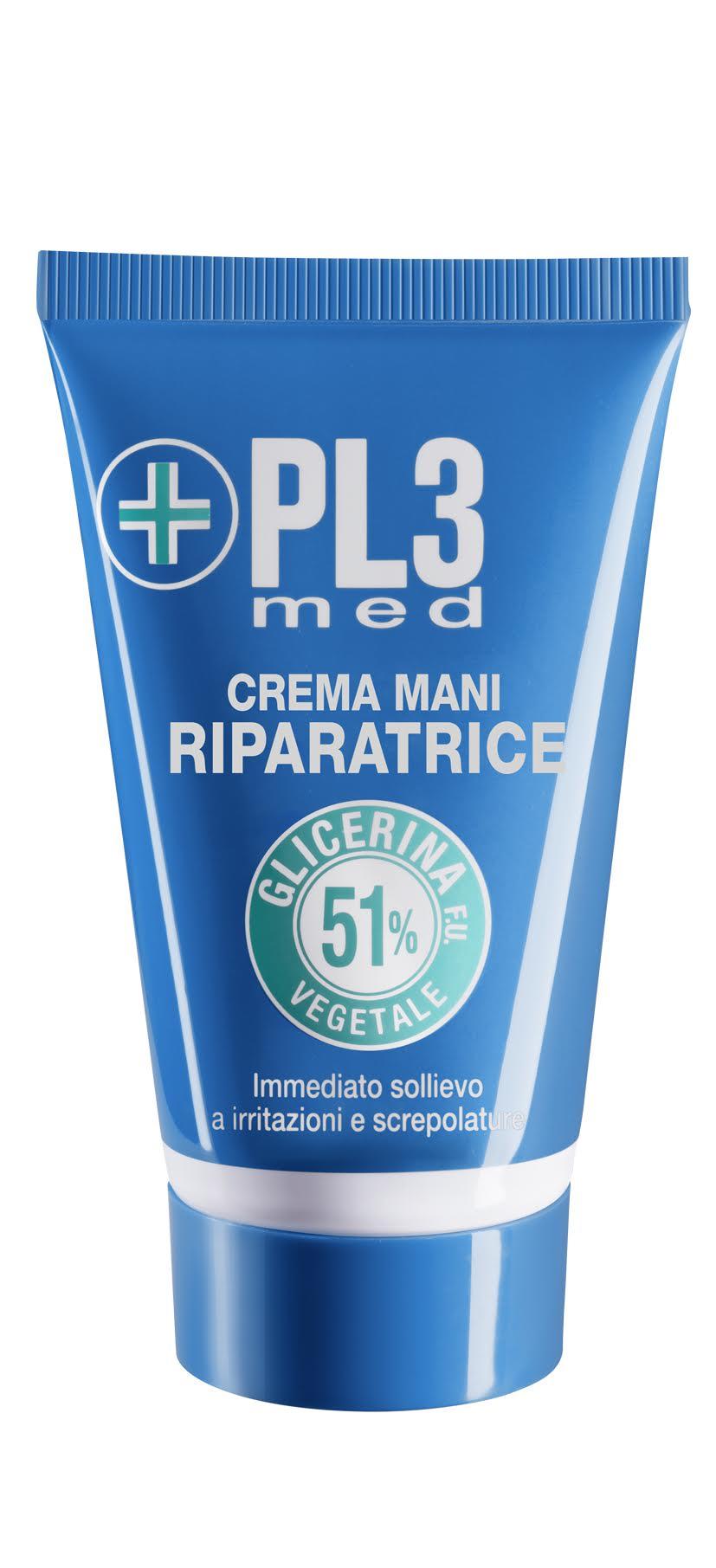 PL3 MED CREMA MANI MULTI RIPARATRICE 50 ml