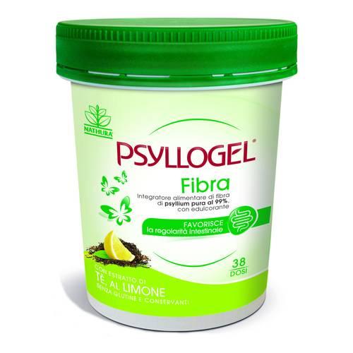 PSYLLOGEL FIBRA vaso gusto te al limone 170g