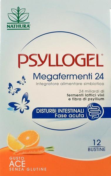 PSYLLOGEL MEGAFERMENTI gusto ACE bustine