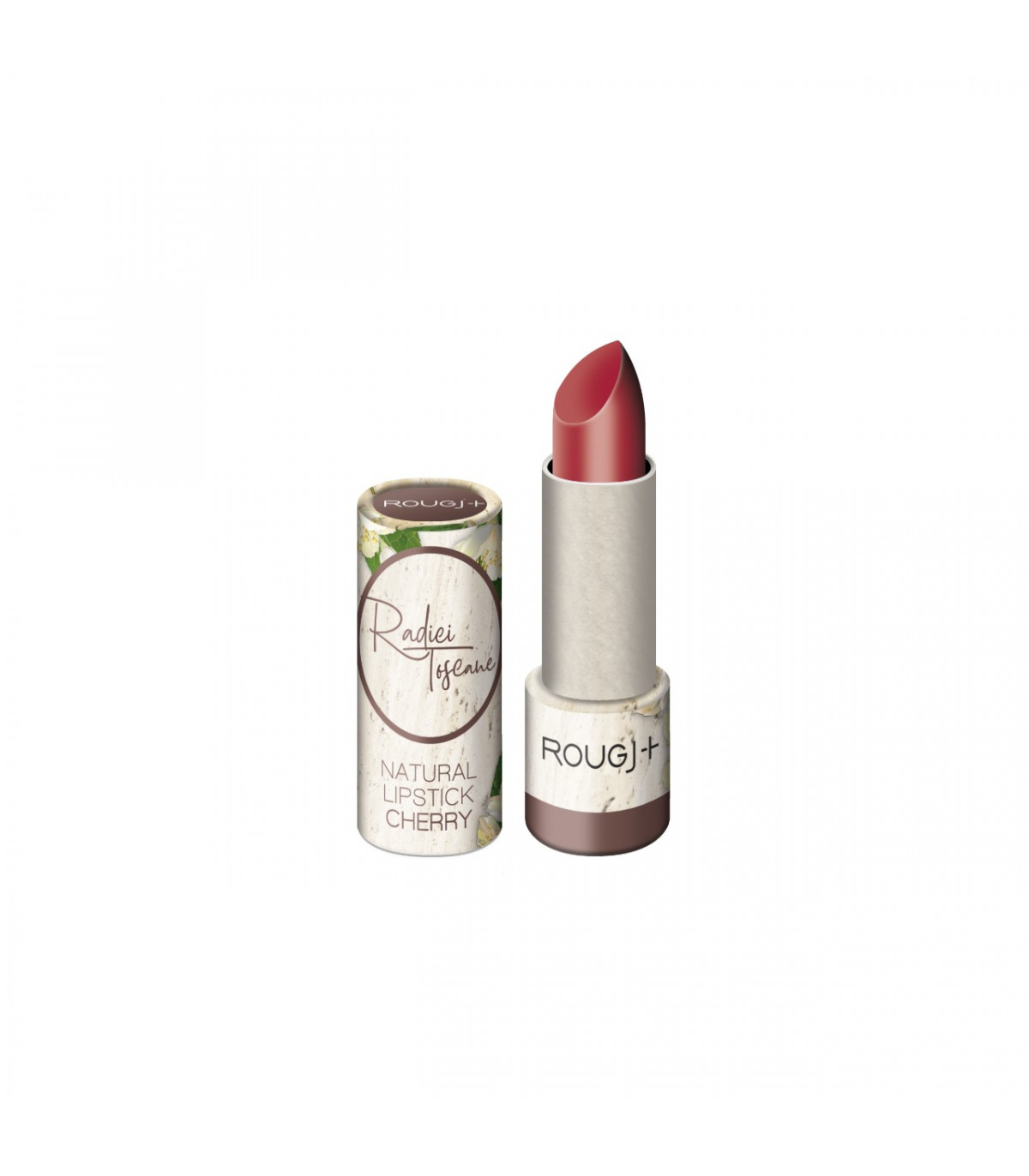 ROUGJ MAKE UP GREEN ROSSETTO ROSSO RADICI TOSCANE
