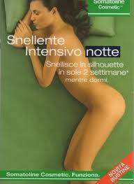 SOMATOLINE COSMETIC TRATTAMENTO SNELLENTE INTENSIVO NOTTE 16 BUSTINE MONODOSE