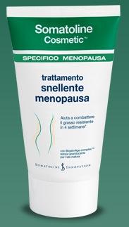 SOMATOLINE SNELLENTE MENOPAUSA 150ml