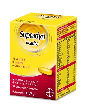 SUPRADYN RICARICA 30 CPR