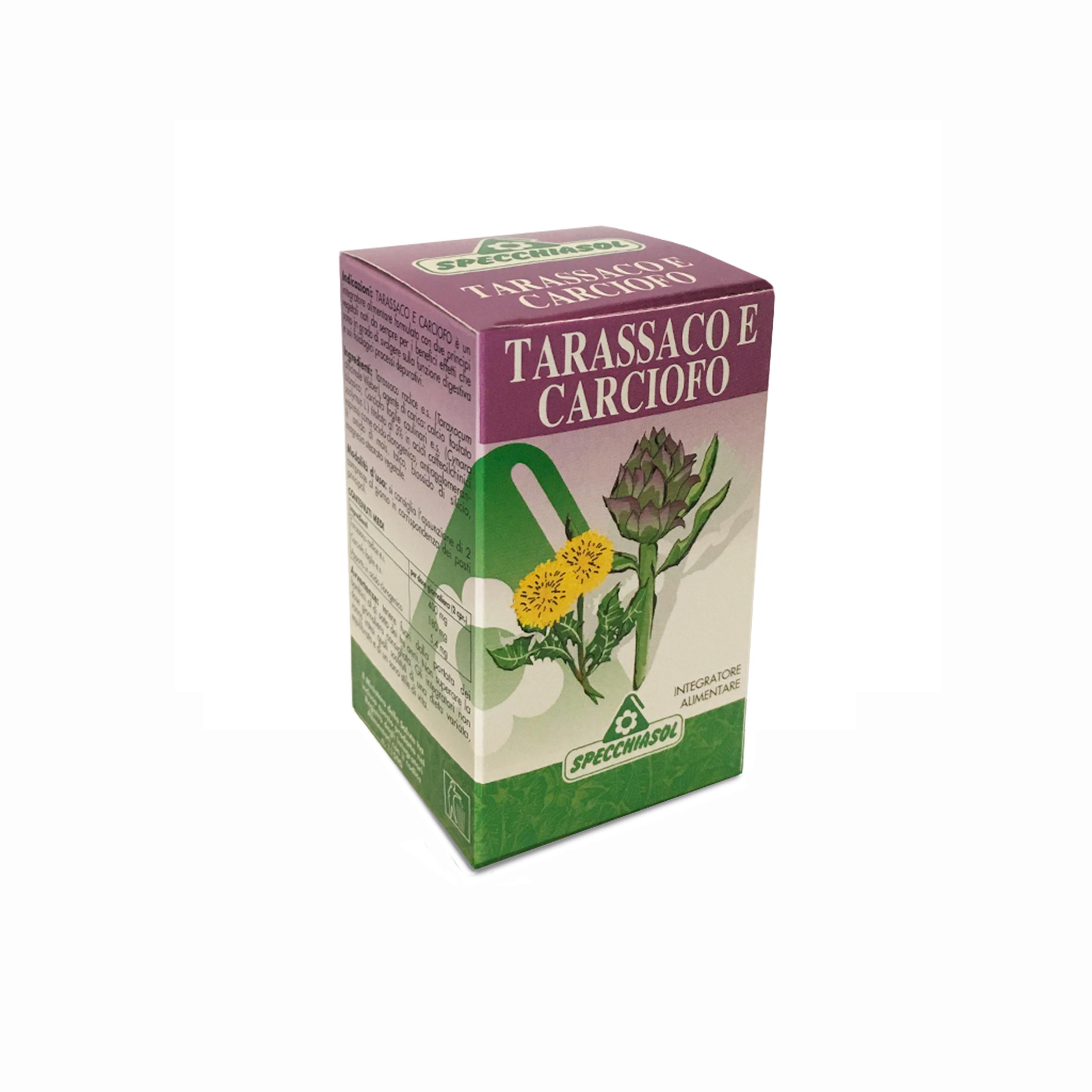 TARASSACO E CARCIOFO 80 PERLE
