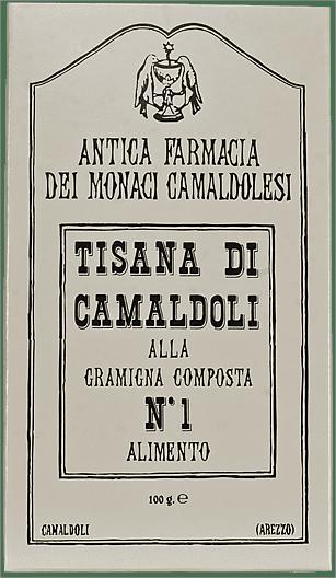 TISANA CAMALDOLI N.1