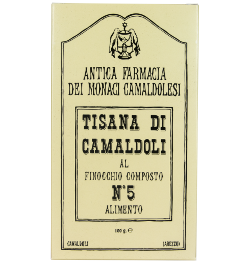 TISANA CAMALDOLI N.4