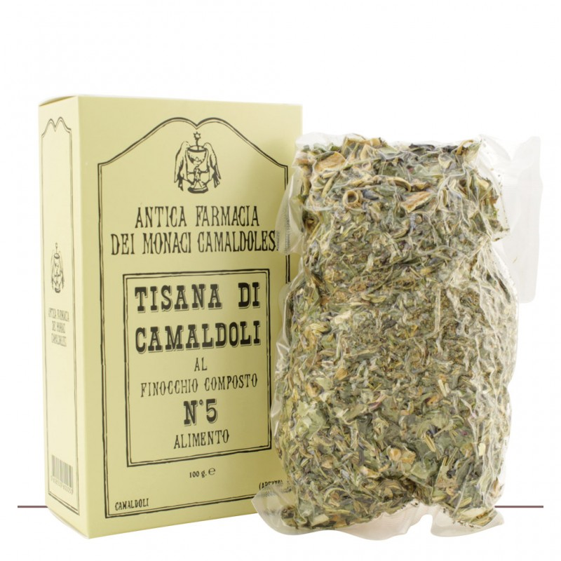 TISANA CAMALDOLI N.5