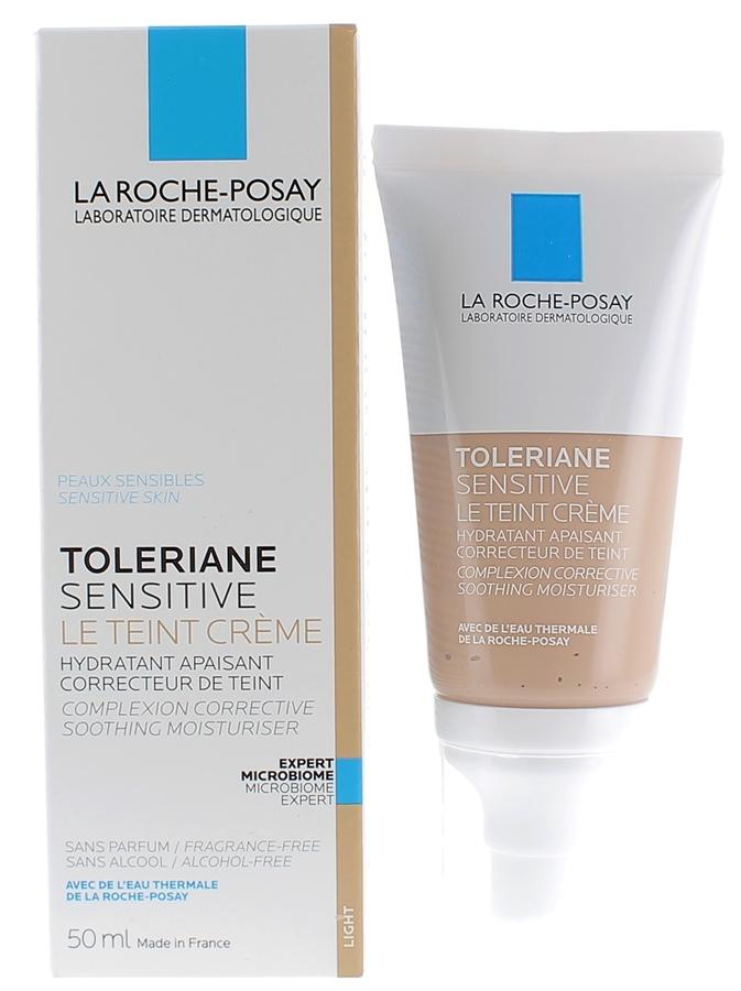 TOLERIANE SENSITIVE LA TEINT CREME LIGHT 50 ml