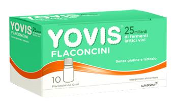 YOVIS 25 MILIARDI 10 Flaconcini