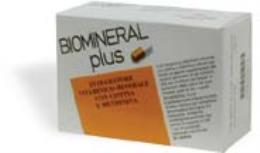 BIOMINERAL PLUS Integratore vitaminico 60 cps