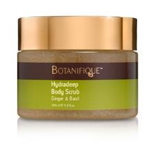 BOTANIFIQUE Hydradeep Body Scrub Ginger & Basil 350ml