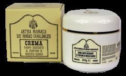 CREMA CORPO IDRATANTE MUSCHIO BIANCO MONACI CAMALDOLESI 250 ml