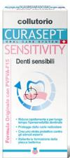 CURASEPT COLLUTORIO Sensitivity denti sensibili 200 ml