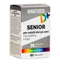 DAILYVIT+ SENIOR 30 compresse