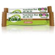 ENERZONA NUTRITION BAR 40-30-30 nocciola  1 pz