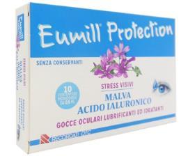 EUMILL PROTECTION, 10 contenitori monodose