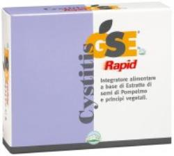 GSE - CYSTITIS RAPID COMPRESSE