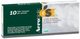 GSE AEROBIOTIC 10 fiale aerosol