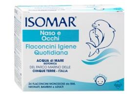 ISOMAR NASO E OCCHI 24 flaconcini