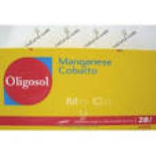 LABCATAL OLIGOSOL MANGANESE COBALTO  28 fiale 2 ml