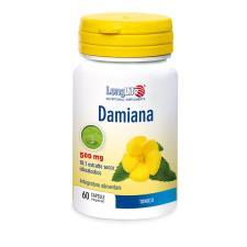 LONGLIFE DAMIANA 60CPS