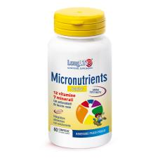 LONGLIFE MICRONUTRIENTS JUNIOR 60TAV