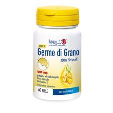 LONGLIFE OLIO DI GERME DI GRANO 60 PRL