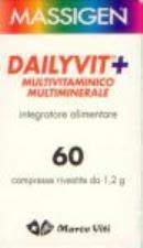 MASSIGEN DAYLIVIT 60 cpr