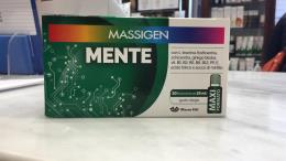 MASSIGEN MENTE 10 fl 25ml