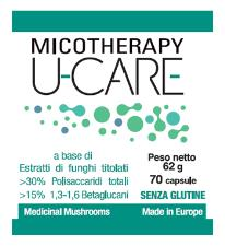 MICOTHERAPY U-CARE 70 cps