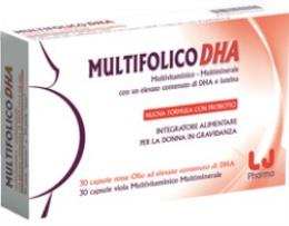 MULTIFOLICO DHA 60 capsule
