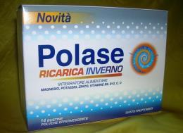 POLASE RICARICA INVERNO