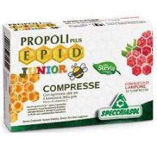 PROPOLI JUNIOR EPID 30 compresse con succo di lampone