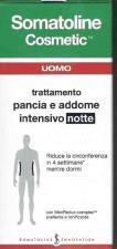 SOMATOLINE UOMO Pancia e addome intensivo notte 300 ml