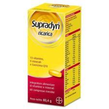 SUPRADYN RICARICA 60 CPR