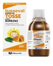 TUSSEVAL SCIRPOOTO TOSSE GRASSA e SECCA BAMBINI 200ml