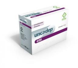 UNCADEP 600 20 bustine