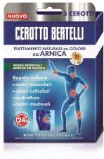 BERTELLI CERTOTTO ARNICA 5pz