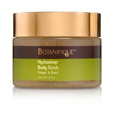 BOTANIFIQUE Hydradeep Body Scrub Ginger & Basil 350ml