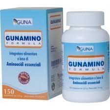 GUNAMINO FORMULA 150  cpr