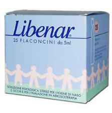 LIBENAR 25 FLACONCINI 5ml