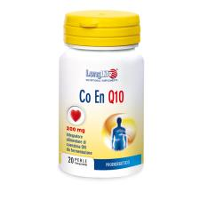 LONGLIFE CO EN Q10 200MG 20PRL