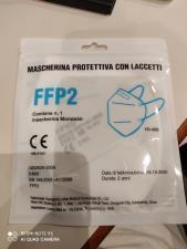 MASCHERINE KN95-FFP2 1 pzz