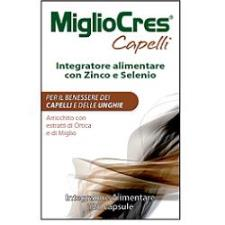 MIGLIOCRES CAP 120cps