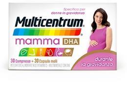 MULTICENTRUM MAMMA DHA 30CP + 30 CPS MOLLI